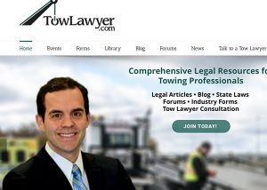 Online Legal Resources for the Towing & Transportation Industry